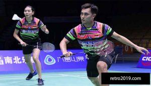 Badminton Gambling Game Thailand vs Canada