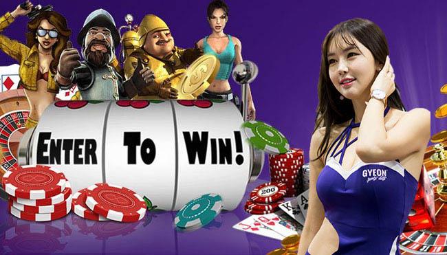 Online Slot Games Are Fun Online Gambling Games